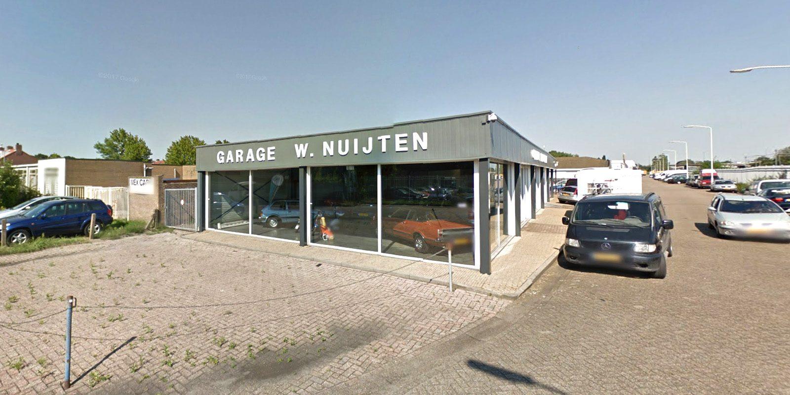 Autobedrijf Wim Nuijten